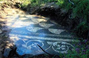 Mosaico romano di Contrada Vocante