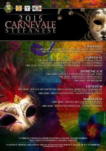 Programma Carnvale 2015