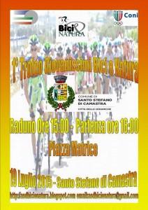 1° Trofeo giovanissimi bici  e  Natura