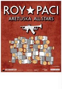 Spettacolo musicale Roy Paci e gli Aretuska all Stars
