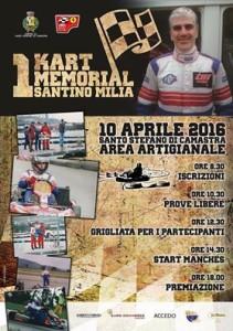 1° Kart Memorial Santino Milia