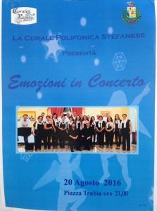Emozioni in Concerto 20 Agosto 2016