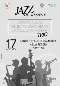 Jazz sotto le stelle  - 17 Agosto 2016 Villa Trabia