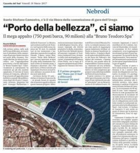 Il porto della Bellezza, ci siamo