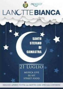 Notte Bianca 21 Luglio 2017