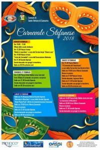Programma Carnevale 2018